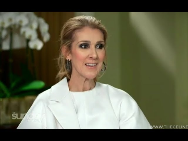 Céline Dion   'The Sunday Project' Interview (Complete)   18 February 2018 [HD]