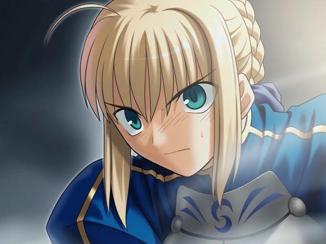 Decisive Battle - Saber versus Archer, Fate/Hollow Ataraxia