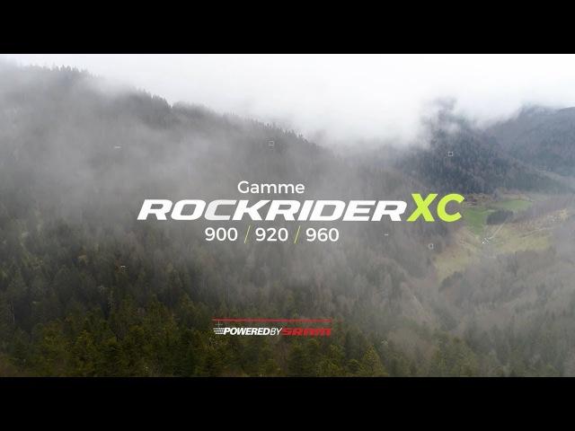 ROCKRIDER X SRAM ONE - VTT CROSS COUNTRY