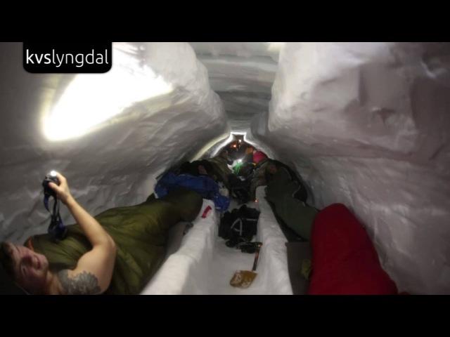 Vintertur - Kvs-Lyngdal