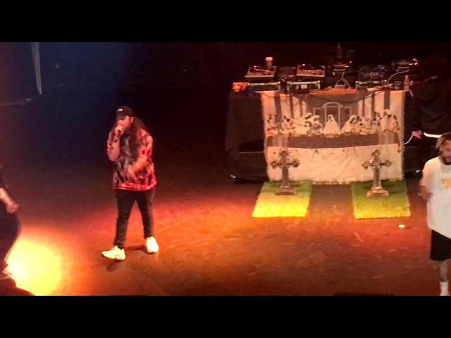 $uicideboy$ - O Pana! (Live in LA, 11/6/2016)