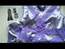 ✅✂️Sewing silk lingerie p 2 Шёлковая сорочка готова KrisCityofLux