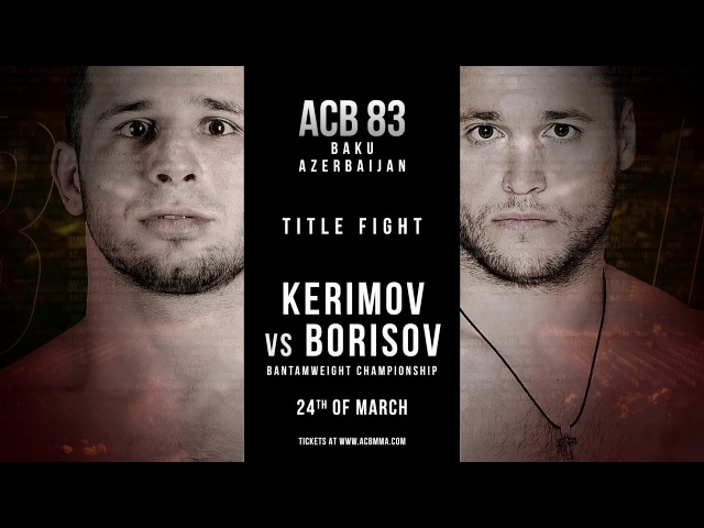 ACB 83: Promo