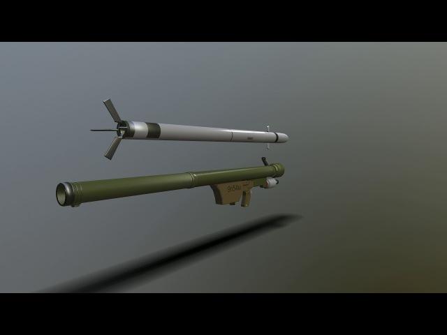 ПЗРК Стрела 2