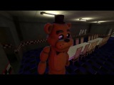 [SFM FNAF] Foxy Misses Toy Chica - FNAF Sad Animation