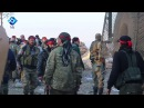 The Syrian army is free from within Mount Barsaya after the expulsion of the PYG gangs in battle