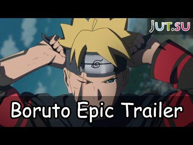 Boruto Epic Trailer AMV 1