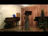 ВЛАДИМИР ТРОИЦКИЙ PLAYING JAZZ-STANDARTS (НОВОГОДНЕЕ ПОЗДРАВЛЕНИЕ 27.12. 2012г.)