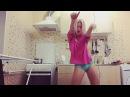 Красотка танцует просто БЛЕСК! Не каждая так сможет. Вот так надо танцевать девушкам! Учись