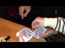 David Blaine magick at the Cambridge Union university
