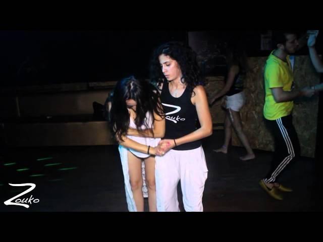 Lipaz Noy Liza Yelyaive dance Brazilian Zouk