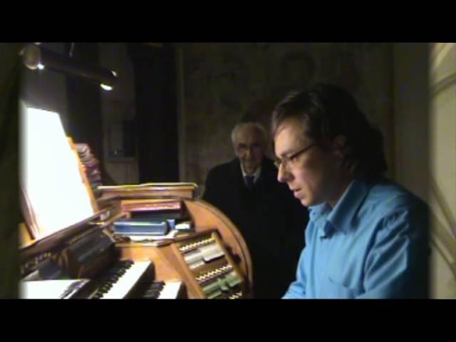 Marian Sawa - Toccata i Fuga | Bartosz Patryk Rzyman - organy