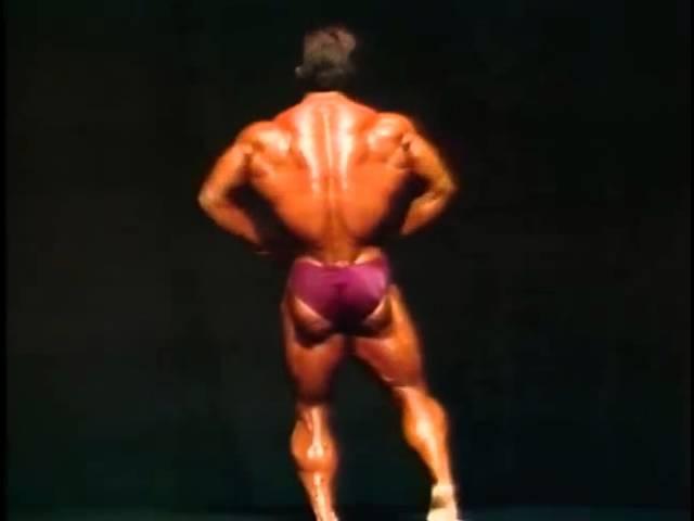 Олимпия 1986. Рич Гаспари