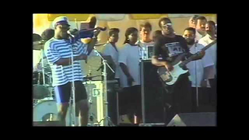 G.B.T.V. CultureShare ARCHIVES 1993 NOEL POINTER Never loose your heart (SD)