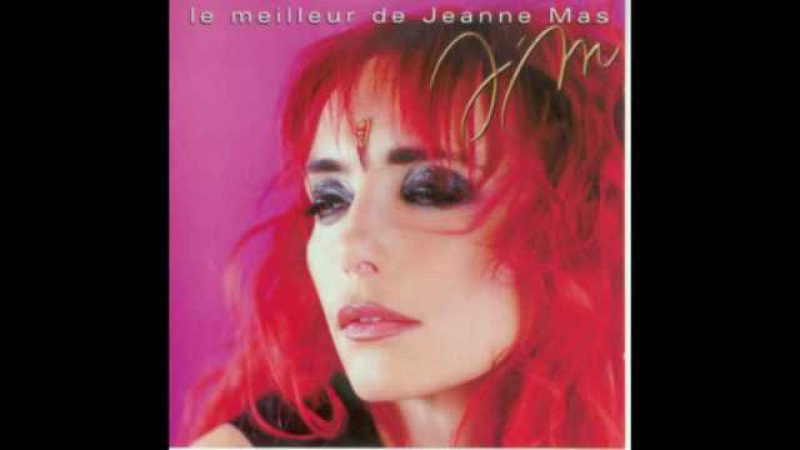 Jeanne Mas - La geisha