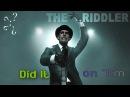 The Riddler | Did it on Em | Gotham