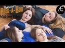 Making film Red Velvet – Peek-A-Boo by Eight April