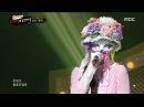 [King of masked singer] 복면가왕 Hyolyn - Rainy Season 20160916