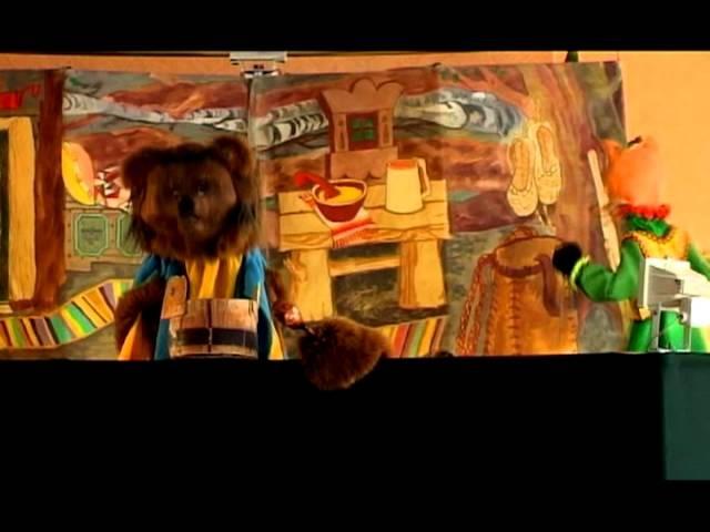 Театр Карусель - отрывок из спектакля Рыжий хвост