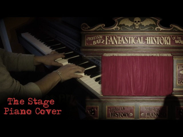 Avenged Sevenfold - The Stage - Piano Cover