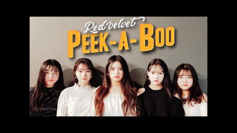 [창원TNS] 레드벨벳(Red Velvet) - 피카부(Peek-A-BOO) 안무(Dance Cover)
