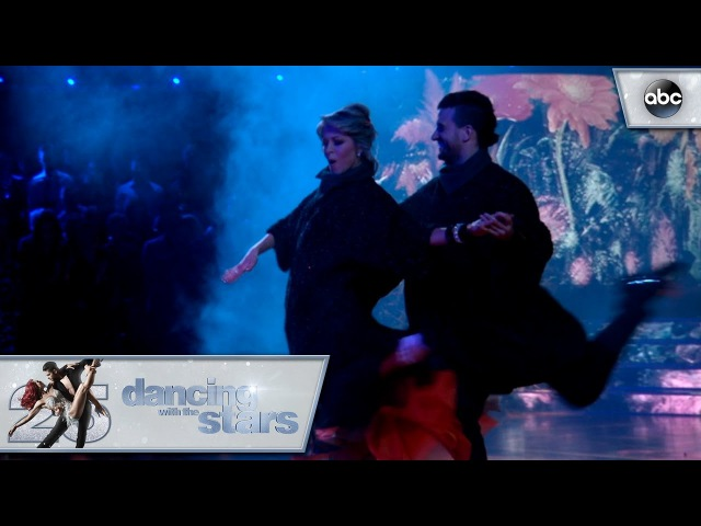 Lindsey and Mark's - Quickstep - Dancing with the Stars