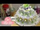 Cách Làm Bánh Kem Đơn Giản Đẹp ( 235 ) Cake Icing Tutorials Buttercream ( 235 )