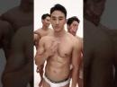 Mister International Korea Pageant 2017 official Underwear Photoshoot