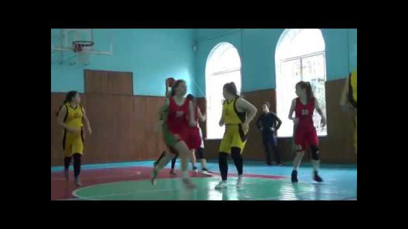 Баскетбол НОВОМИХАЙЛОВСКИЙ ТУАПСЕ