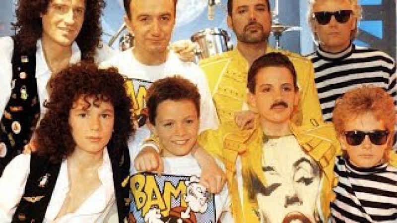 История Видеоклипов группы Queen