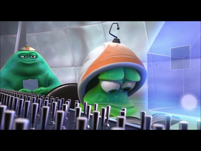 Lifted (1080p) (Pixar Short Films)