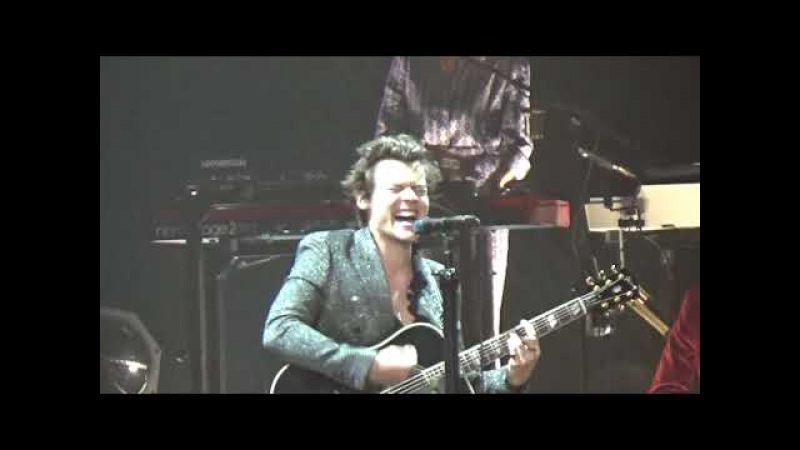 OH ANNA - Harry Styles live in Paris - 13/03/2018