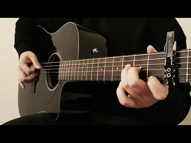 BTS - 고민보다 Go - Cover (Fingerstyle Guitar) [FREE TABS] » Freewka.com - Смотреть онлайн в хорощем качестве