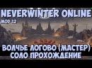 Волчье Логово Мастер Соло Прохождение Neverwinter Online Mod 12