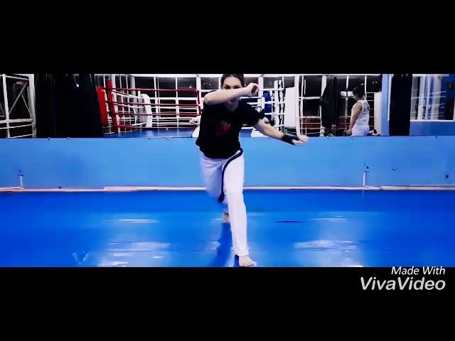 Professora Lais - Capoeira Jireh