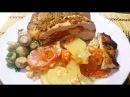 Опять моя выдумка /Картошка с куриной грудкой / /Грибы шампиньоны маринованные за 5 минут!/