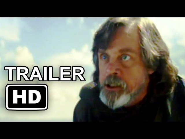 STAR WARS 8 Resist It Rey Trailer (2017) The Last Jedi Movie HD
