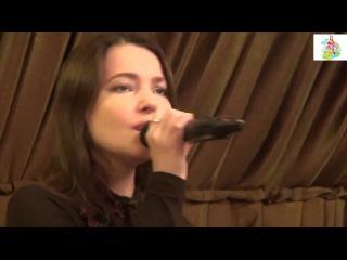 Благотворительный концерт - Певица Анетта -