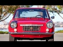 Fiat Abarth OTR 1000 Coupe '1965–68