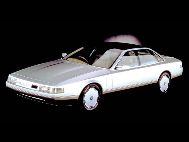 Nissan CUE X Concept '1985