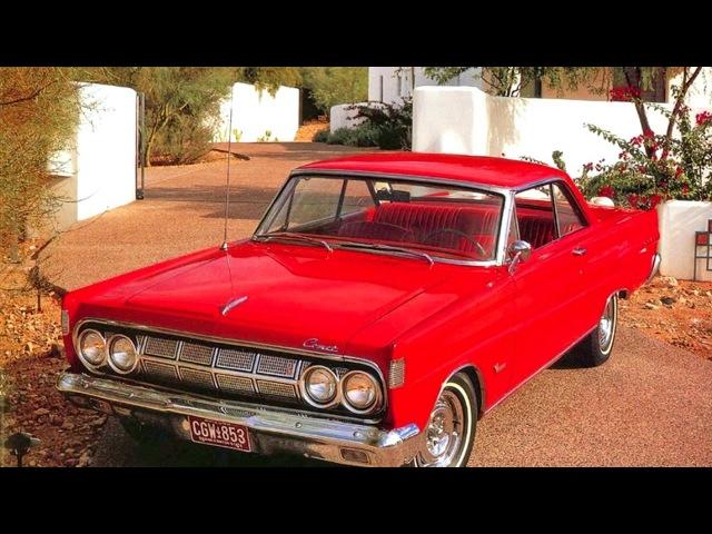 Mercury Comet Cyclone Hardtop Coupe 27 1964