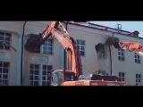 """Компания """"Ликвидатор"""" провела демонтаж знакового Дома Культуры в г. Липецк"""