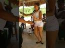 Padre e hija bailando Bachata - Robin Cariño La Casa Tiene Fogarate