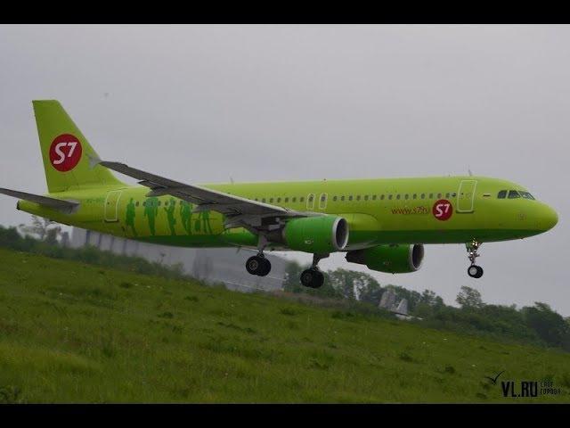 Самые профессиональные взлеты и посадки самолетов. Takeoff and landing of aircraft