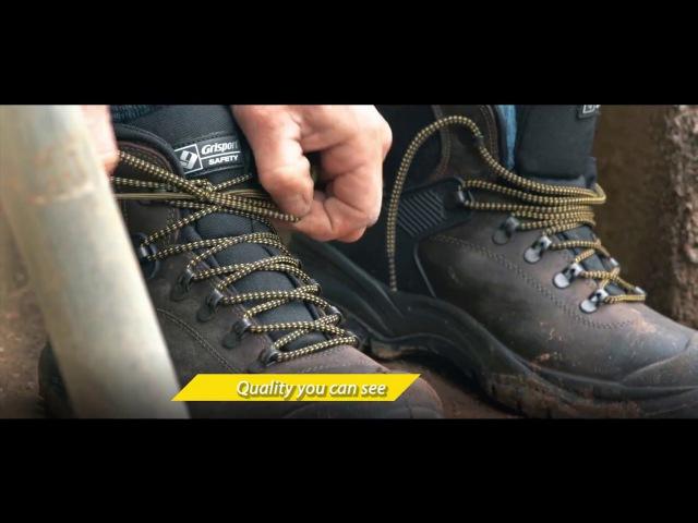 Grisport Safety Footwear