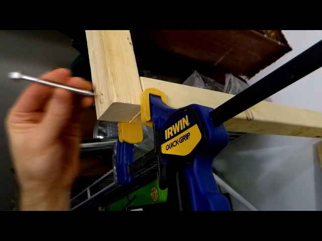 How to Quickly Build Strong Garage Shelves Without Spending Too Much! (DIY - Home Improvement)