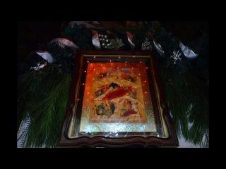 Божественная литургия в праздник Рождества Господа нашего Иисуса Христа. 2018 год.