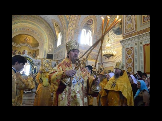 21 марта-День Тезоименитства митрополита Симферопольского и Крымского Лазаря