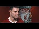 NIVEA MEN &amp Liverpool FC Behind the Scenes @ 2018 TV Advert Shoot
