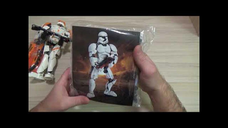 Посылка из Китая №71 JAKEMY JM CT4 LEGO Star Wars 75114 копия Кусачки